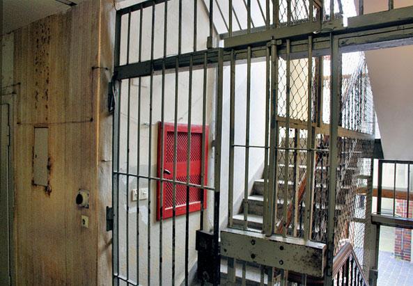 Stasi Gefängnis - ©flickr.com/michael berlin