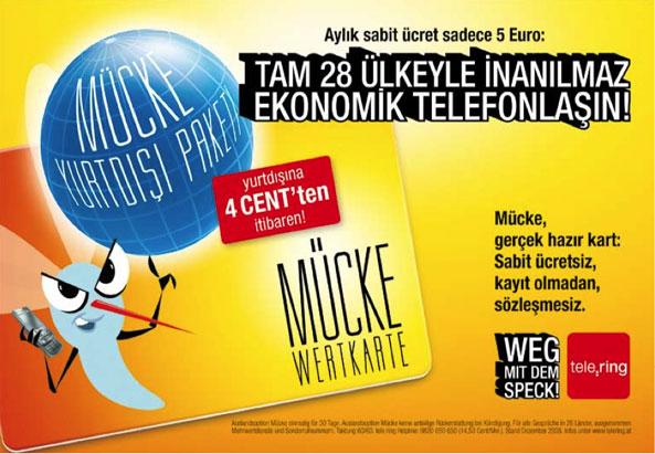 Telering auf Türkisch