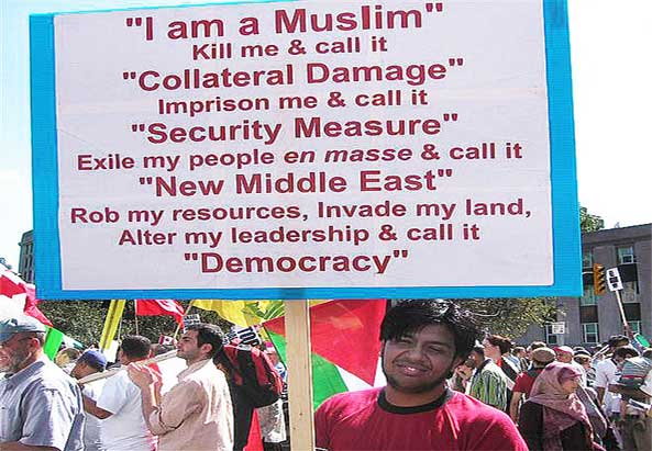 I am Muslim - flickr.com/Edge of Space