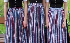 Dirndl aus Österreich - Symbolbild