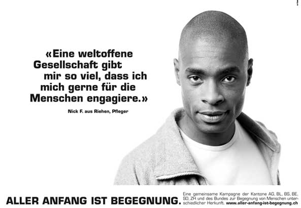 Aller Anfang ist Begegnung - ©www.aller-anfang-ist-begegnung.ch