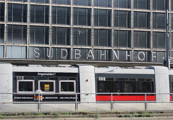 Der Südbahnhof - @flickr.com/public_folder