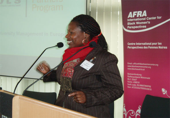 Béatrice Achaleke - ©afrikanet.info