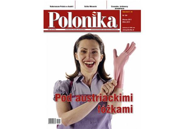 EIn Cover von Polonika - ©polonika.at