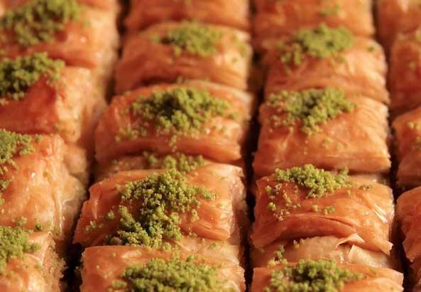 Türkische Baklava