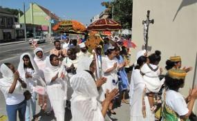 Äthiopische Kirche in Schwechat - ©simon INOU