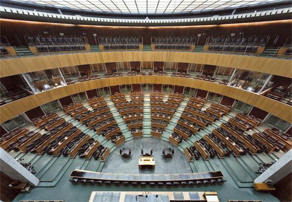 Das österreichische Parlament - ©Stefan Olah