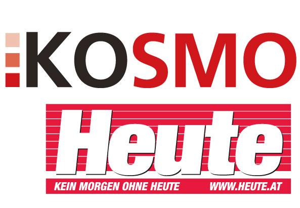 Kooperation Kosmo&Heute - ©M-MEDIA