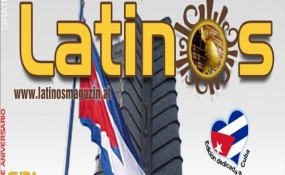 Latinos-Magazin Cover