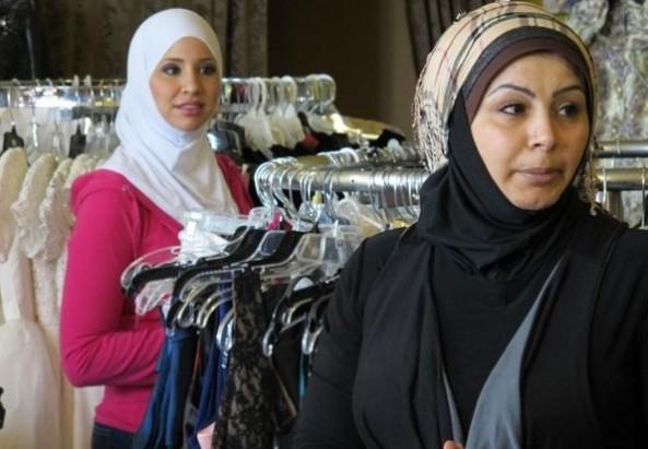 Musliminnen (c) TLC