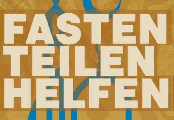 Fasten -Teilen-Helfen Logo - ©ramadan-helfen.at