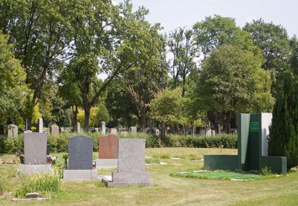 Der islamische Teil des Wiener Zentralfriedhofs - ©Mili Flener