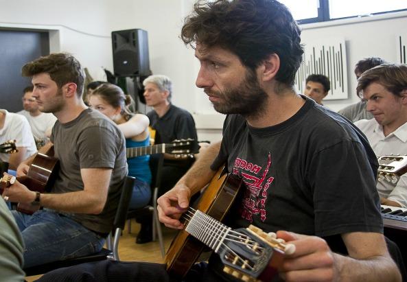 Vienna Gipsy Music School © Milagros Flener