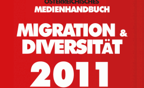 Buch Cover Medienhandbuch 2011 - ©M-MEDIA