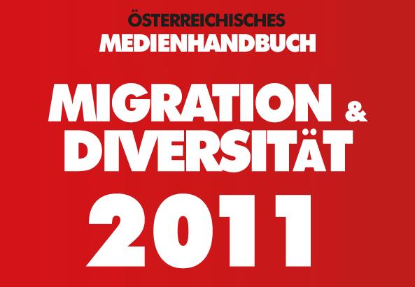 Buch Cover Medienhandbuch 2011 - ©M-MEDIA