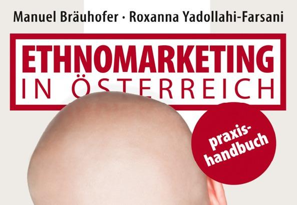 Buchcover Ethnomarketing in Österreich - ©Holzhausen Verlag