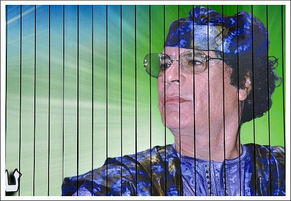 Muammar-el-Gaddafi ©flickr-Martin Beek