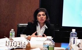 Farah Pandith, Special Representative to Muslim Communities for the U.S. State Department - ©simon INOU