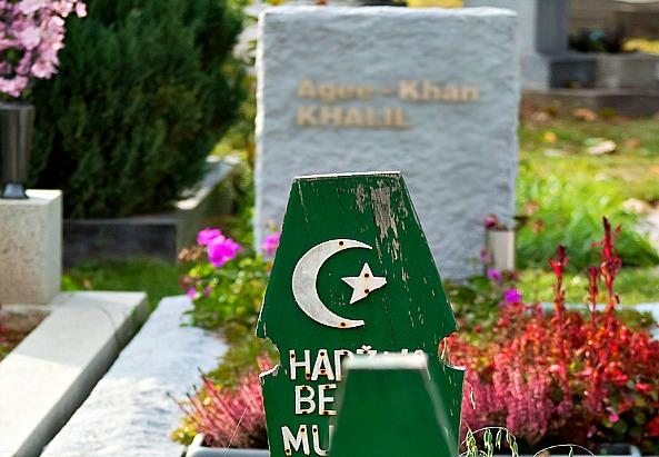 Muslimischer Friedhof - ©Milagros Martinez-Flener