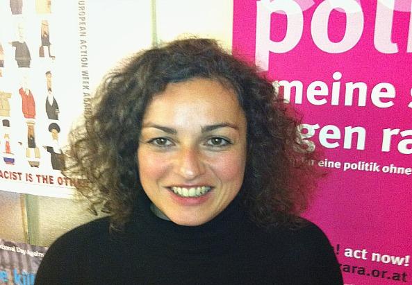 Claudia Schäfer, neue Geschäftsführerin von ZARA