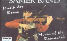 Eva Samer CD Cover