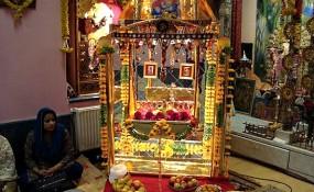 Hinduismus Feier in Wien - ©