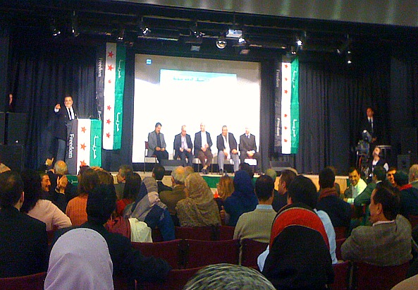 Syrian Debate in Vienna