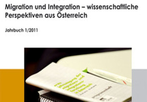 Cover (c) Jahrbuch Integration