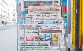 Zeitungen (c) M. Flener