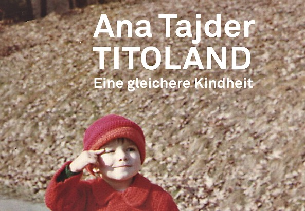 Buchcover Titoland von Ana Tajder - ©Czernin Verlag
