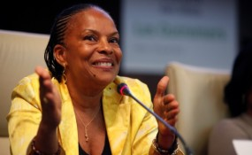 Christiane Taubira - ©flickr.com/partisocialiste