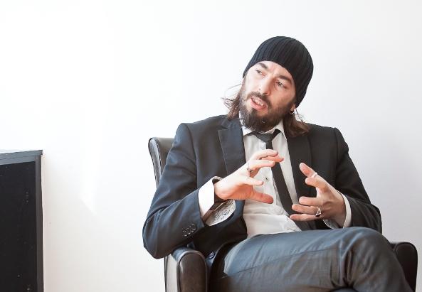 UETD Sprecher Ercan Karaduman - @Milagros Martinez-Flener