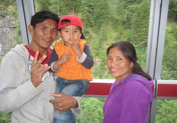 nepal-am-Dachstein