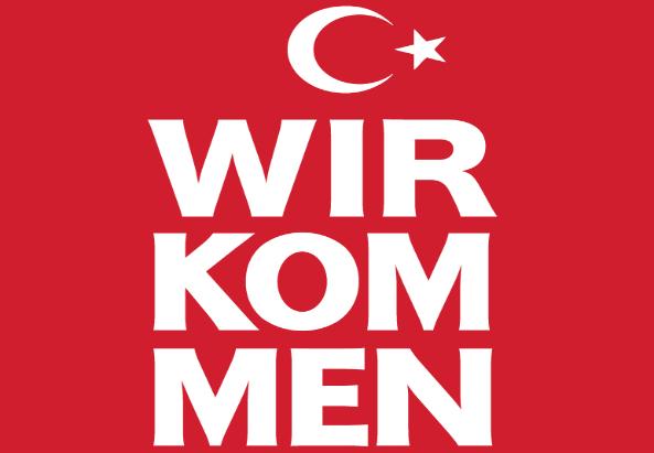 Teilcover 'wir kommen' von Inan Türkmen - ©edition a
