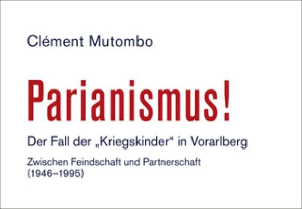 Buchcover-Parianismus