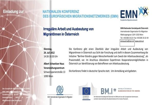 EMN Konferenz