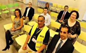 MA 35 MitarbeiterInnen (c) Asma Aiad