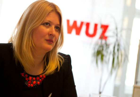 Tatjana Kukic-Jank, Gründerin von WUZ - ©WUZ