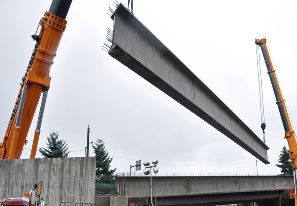 Bauarbeit - Gefährliche Arbeit - ©flickr.com