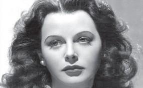 Hedy Lamarr - Lady Bluetooth am Cover des aktuellen NU Magazin