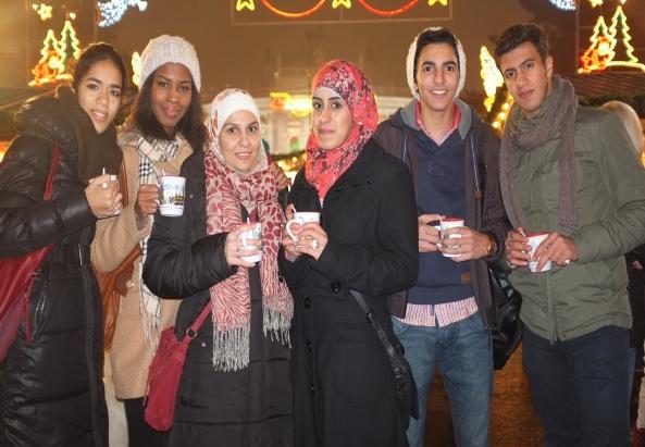 Muslime-Weihnachten - ©Asma Aiad