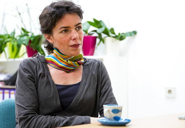Cecilia Heiss, GF von Hemayat (c) M. Flener