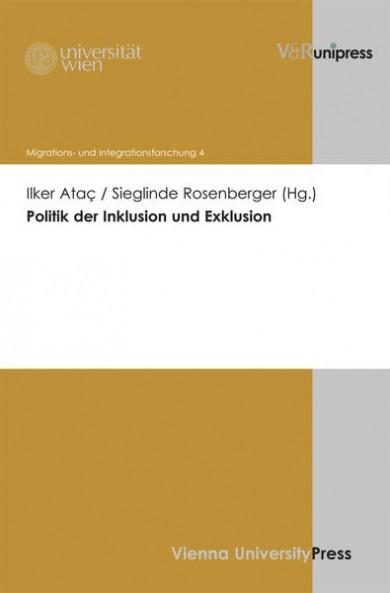 Buchcover: Politik der Inklusion und Exklusion