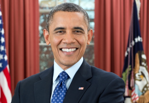 Barack Obama - © Wikipedia.de - BarackObama