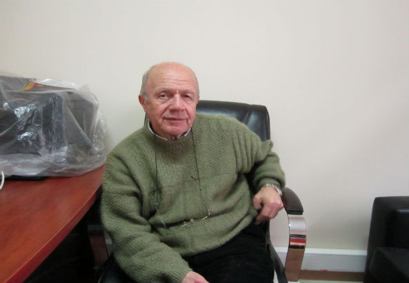 Ismail Besikci