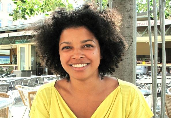 Bibiana Nwobilo im Sommerinterview - ©M-MEDIA/simon INOU