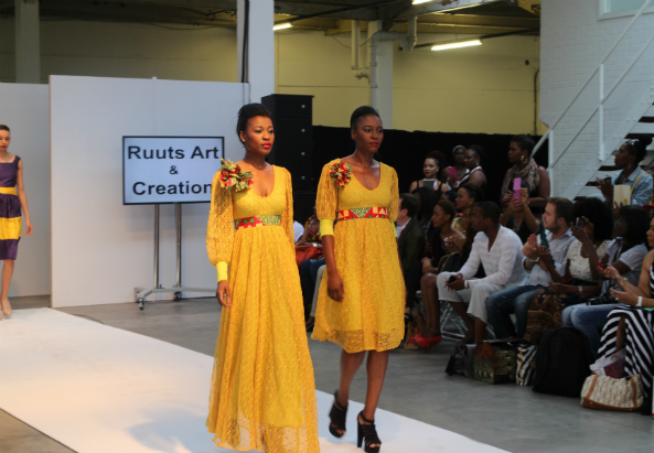 Ruuts Art & Creation Africa Fashion Week London (c) B. Kazeem