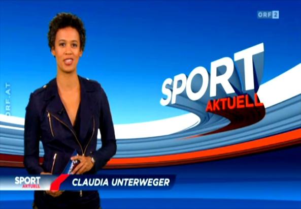 Orf österreich Hat Seine Erste Schwarze Sportmoderatorin M Media