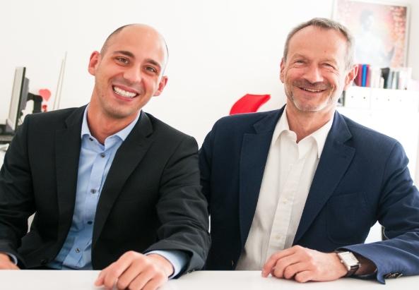 Erfinder der Fairversity: Manuel Bräuhofer (Links) und Manfred Wondrak (Rechts)