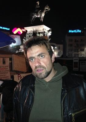Tsvetozar Valkov - Das Gesicht der Bulgarischen Aufstandes nach Aussen
